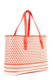 ELISABETTA FRANCHI | Shopper Block | rood  | Afbeelding 3