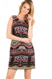 Ana Alcazar | Korte jurk Filipy | multi  | Afbeelding 2