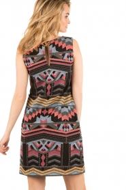 Ana Alcazar | Korte jurk Filipy | multi  | Afbeelding 5