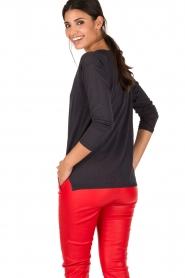 Ruby Tuesday | Top Unan | donkerblauw  | Afbeelding 5