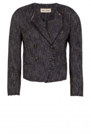 Ruby Tuesday | Jacket Salar | donkerblauw