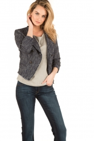 Ruby Tuesday |  Jacket Sala | dark blue  | Picture 2