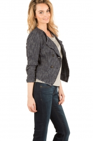Ruby Tuesday |  Jacket Sala | dark blue  | Picture 4