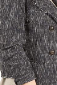 Ruby Tuesday | Jacket Salar | donkerblauw  | Afbeelding 6