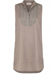 Ruby Tuesday |  Tunic top Zami | grey  | Picture 1