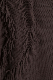 Ruby Tuesday |  Knitted top Uno | dark grey  | Picture 6