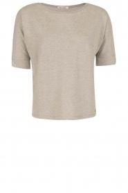 Ruby Tuesday | T-shirt Calvi | grijs  | Afbeelding 1