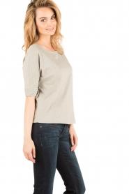 Ruby Tuesday | T-shirt Calvi | grijs  | Afbeelding 3