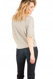 Ruby Tuesday | T-shirt Calvi | grijs  | Afbeelding 4