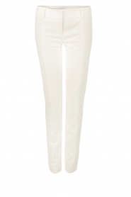 Patrizia Pepe | Pantalon Bianco | wit  | Afbeelding 1