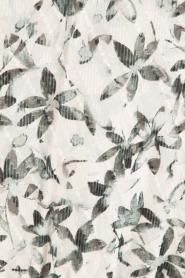 Patrizia Pepe | Off-shoulder blouse Mhairi | print  | Afbeelding 6
