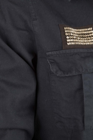 MASONS | Utility jas Field Jacket | blauw  | Afbeelding 6