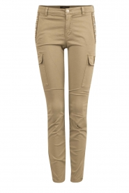 MASONS |  Chino pants Anita | groen  | Picture 1