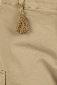 MASONS | Cargo shorts Donna | khaki  | Afbeelding 5