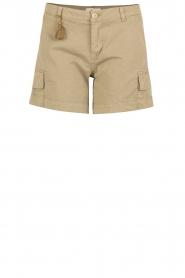 MASONS | Cargo shorts Donna | khaki  | Afbeelding 1