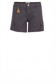 MASONS | Cargo shorts Donna | donkerblauw  | Afbeelding 1