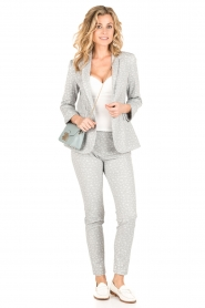 Amatør |  Blazer Kine | grey  | Picture 3