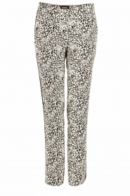 Pantalon Stocks | zwart