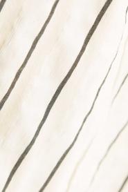 Amatør | Pantalon Meaning | wit/zwart  | Afbeelding 6