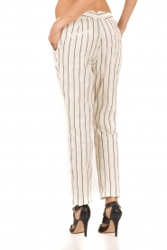 Amatør |  Trousers Meaning | white/black  | Picture 5