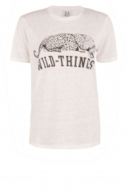 T-shirt Wild Things | wit