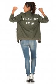 Zoe Karssen | Bomberjas Bruised | groen  | Afbeelding 6