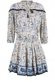 BEACHGOLD | Korte jurk Chilli | blauw  | Afbeelding 1