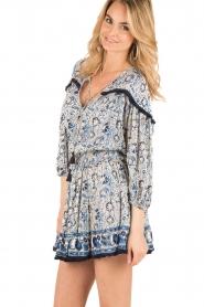 BEACHGOLD | Korte jurk Chilli | blauw  | Afbeelding 4