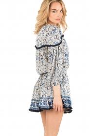 BEACHGOLD | Korte jurk Chilli | blauw  | Afbeelding 5