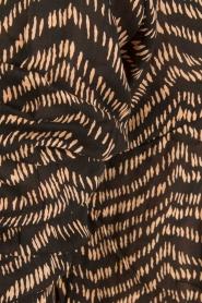 BEACHGOLD | Lange blouse Cruz | bruin  | Afbeelding 6