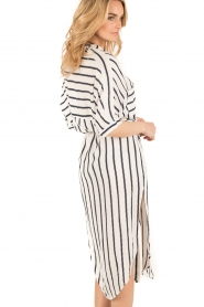 BEACHGOLD | Blouse jurk Mali | wit  | Afbeelding 5