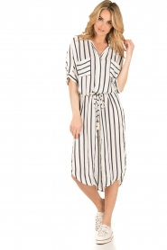 BEACHGOLD | Blouse jurk Mali | wit  | Afbeelding 3