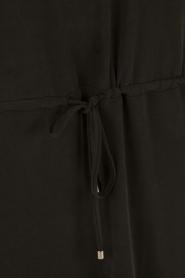 Aaiko | Jurk Coral | zwart  | Afbeelding 6