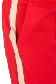 Aaiko | Pantalon Sarene | rood  | Afbeelding 6