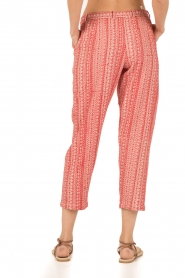 Mes Demoiselles |  trousers Guilbert | red  | Picture 5
