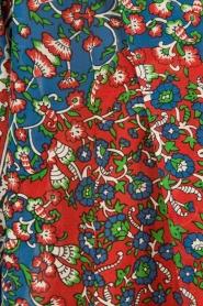 Mes Demoiselles | Kimono Guragaon | blauw  | Afbeelding 6