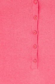 Blaumax |  Fine knitted sweater Granada | pink  | Picture 6