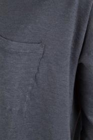 BLAUMAX | Linnen blouse Columbia | blauw  | Afbeelding 5