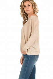Blaumax |  Linen top Santiago | natural  | Picture 3