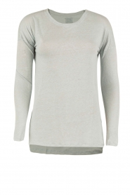 Blaumax |  Linen top Helsinki | light blue  | Picture 1