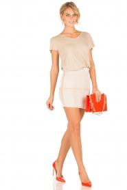 NIKKIE |  High waist skirt Judy | natural  | Picture 3