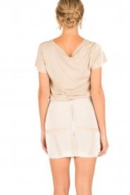 NIKKIE |  High waist skirt Judy | natural  | Picture 5