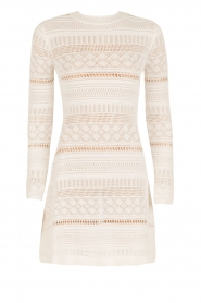 NIKKIE | Kanten jurk Jyll | wit  | Afbeelding 1