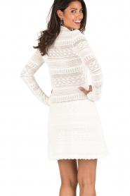NIKKIE | Kanten jurk Jyll | wit  | Afbeelding 5