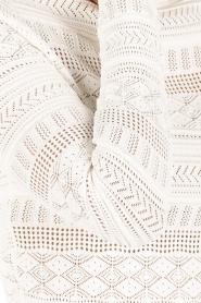 NIKKIE | Kanten jurk Jyll | wit  | Afbeelding 6