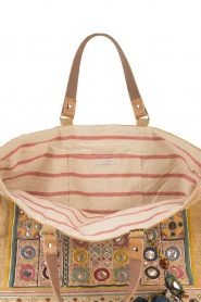 Star Mela | Jute shopper Pinki | naturel  | Afbeelding 5