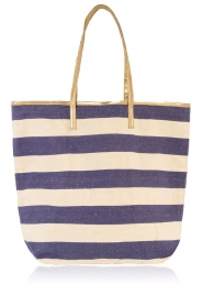 Shopper Riley | blauw