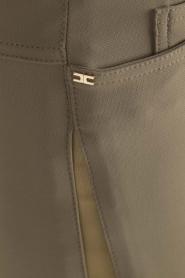ELISABETTA FRANCHI | Skinny pantalon Milano | groen  | Afbeelding 6