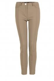 ELISABETTA FRANCHI | Skinny pantalon Milano | groen  | Afbeelding 1