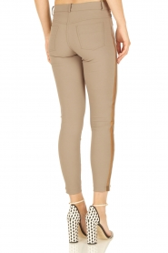ELISABETTA FRANCHI | Skinny pantalon Milano | groen  | Afbeelding 5